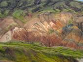 Riserva naturale di fjallabak landmannalaugar — Foto Stock