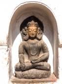 Buddha Statue - Nepal — Stock Photo