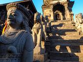 Siddi laxmi tempel ingang — Stockfoto