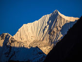 Langtang National Park, Nepal — Stock Photo
