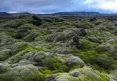 Landmannalaugar fjallabak přírodní rezervace — Stock fotografie