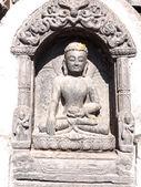 Buddha Statue - Nepal — Stockfoto