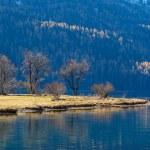 Alp mountains in autumn — Stock Photo #57677069