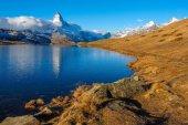 Matterhorn in early morning — Stock Photo