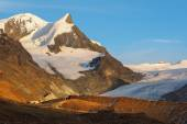 Fluhalp alpine Hostel, Zermatt Switzerland — Stock Photo