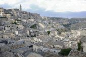 Sassi of Matera. — Stock Photo