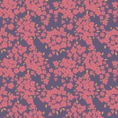 Little flowers seamless pattern — Stock Vector