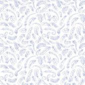 Feathers seamless pattern — Stock Vector