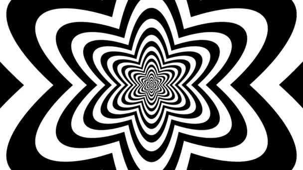 Concentric oncoming atom — Vidéo