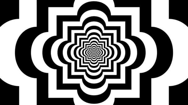 Concentric oncoming frame — Vidéo
