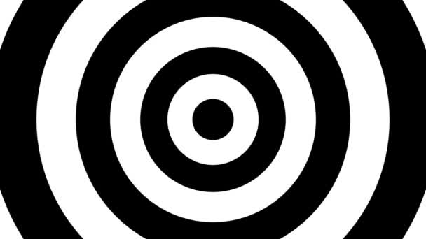 Concentric oncoming targets — Vidéo