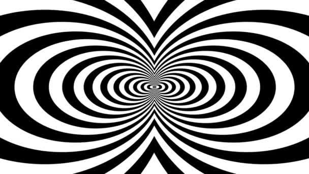 Oncoming abstract symbol — Vidéo