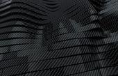 Carbon stripes background — Stock fotografie