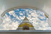 Phra Tart Pha Ngao pagoda temple — Stock Photo