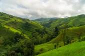 Nan mountain beautiful landscape — Stock Photo