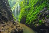 Madakaripura waterfall — Stock Photo