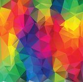 Polygonal mosaic background, Vector illustration,  Business design templates — Stock Vector