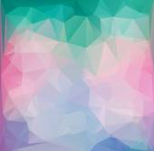 Vivid Color Polygonal Mosaic Background, Vector illustration, Creative  Business Design Templates — Διανυσματικό Αρχείο