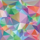 Celebration Festival Beautiful Polygonal Mosaic Background, Vector illustration,  Creative  Business Design Templates — Διανυσματικό Αρχείο