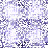 Blue Random Dots Background, Creative Design Templates — Stock Vector