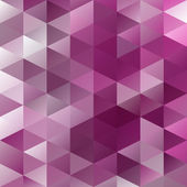 Purple Grid Mosaic Background, Creative Design Templates — Stock Vector