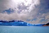Picture captured in Perito Moreno Glacier in Patagonia (Argentin — Stock Photo