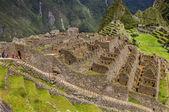 Miasto inków machu picchu (peru) — Zdjęcie stockowe