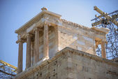 Temple in the Acropolis — Stock Photo