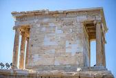 Temple in the Acropolis — Fotografia Stock