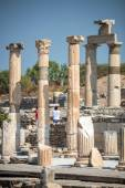 View of ancient city Ephesus, Turkey — Stock Photo