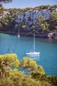 Cala Galdana on Menorca, Balearic Islands, Spain  — Stock Photo