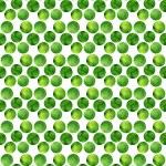 Watercolor green seamless pattern. — Stock Photo #65661253