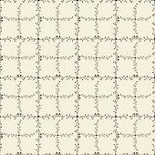 Doodle square ornament — Stock Photo