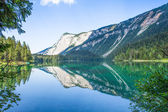 Lago di Tovel (Trentino) — Stock Photo