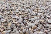 Gravel for background — Stock Photo