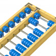 Wooden Abacus Illustration — Stock Photo #65083909