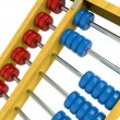 Wooden Abacus Illustration — Stock Photo #65091349