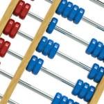 Wooden Abacus Illustration — Stock Photo #65094657