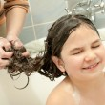 Children in bathtube — Stock Photo #63561221