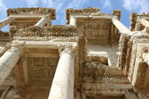 Ephesus Library of Celsus, Selcuk, Izmir — Stock Photo