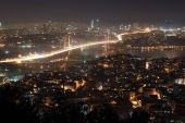 Bosporus-brug — Stockfoto