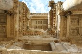 Ephesus Library of Celsus — Stock Photo
