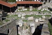 Mausoleum at Halicarnassus, Bodrum, Turkey — Stock Photo
