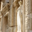 Statue from Library of Celsus — Stock Photo #52788903