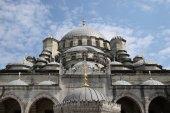 Eminonu New Mosque — Stock Photo