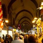 Spice Bazaar, Istanbul — Stock Photo #52833135