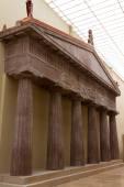 Assos Athena Temple — Stock Photo
