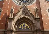 教会パドヴァの聖アントニウス — ストック写真