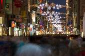 Taksim istiklal street — Stock fotografie