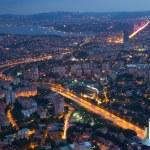 Istanbul Cityscape — Stock Photo #53195143